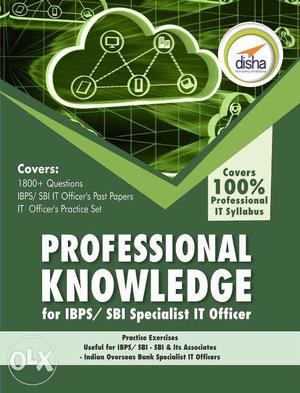 Professional Knowledge for IBPS/SBI Specialist IT Officer