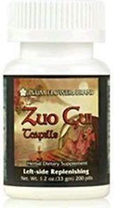 Zuo Gui Teapills (Left-Side Replenishing), 200 ct, Plum