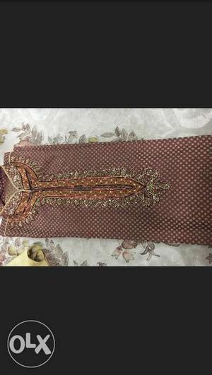 Brand new designer kurta for men size L/XL