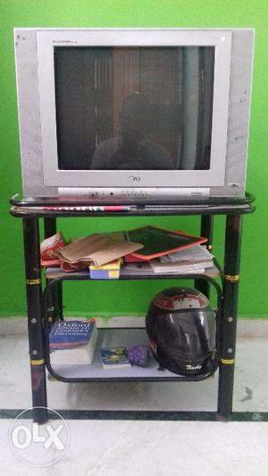LG 21 Inches Color TV with Steel Stand