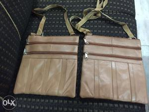 Leather sling bags,made for export,export