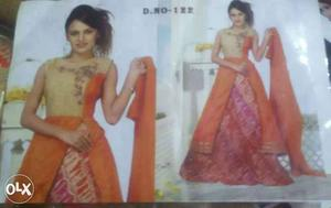 New indo western party wear dresses in different