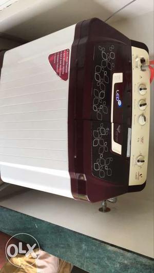 Semi Automatic Videocon Washing Machine -3 years