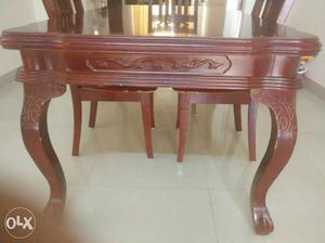 4 Seater Dining table Customized dining table for