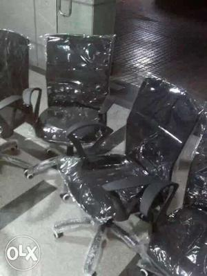 55 office chairs or mesh Chairs or net back office chairs