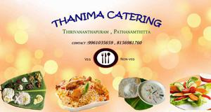 Catering works in trivandrum and pathanamthittta