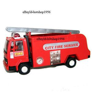 Fire Tender Toy Truck, Centy Pull back Diecast Toy For Kids,