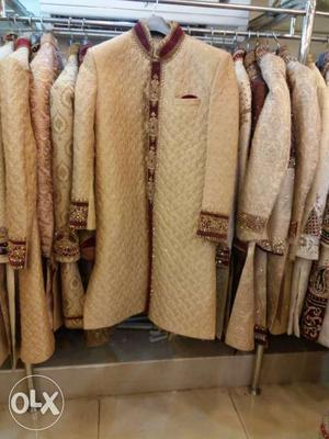 Sherwani available... latest design at best price