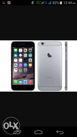 Iphone6 32gb _all new condition 3 month old