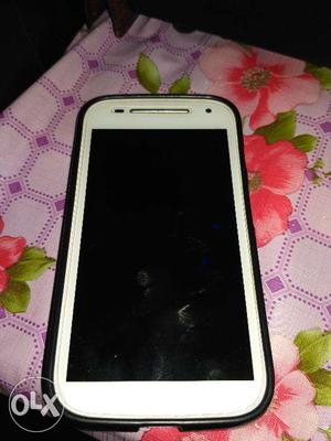 Moto E2 (3G) Excellent & Neat Condition with