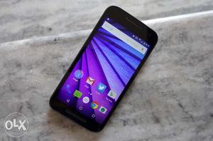 Moto G3 new condition phone