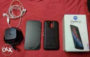 Moto g4 plus (32gb) for sale. In brand new