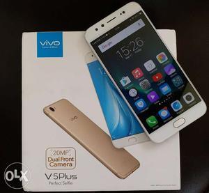 Vivo v5 plus 4 gb ram 64 gb rom 20 MP front dual