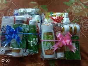 Beauty herbal products vaafi herbals gift hamper for 200/-