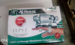 Gray Al-hamza Massager Box