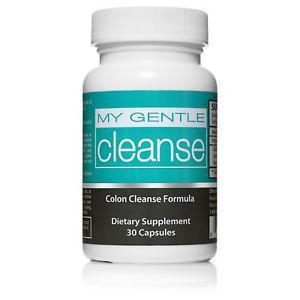 Herbal Nitro My Gentle Cleanse Herbal Detox & Cleansing For
