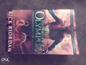 Heroes of Olympus is the second series of the