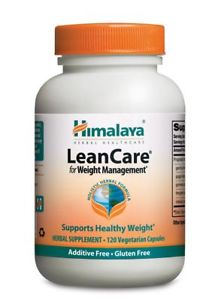Himalaya Herbal Healthcare LeanCare, Weight Management, 120