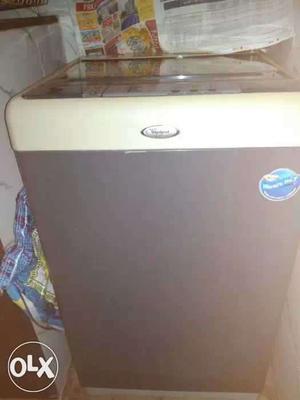 Whirlpool Top Load Washing Machine Fully