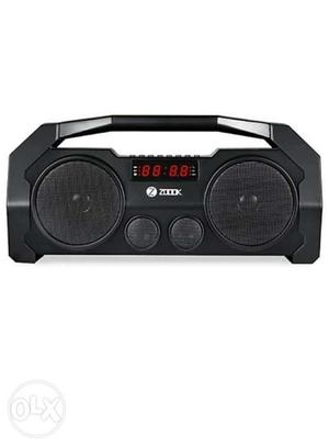 Zoook 5 in 1 Bluetooth Speaker Boombox Plus (Box Pack New)