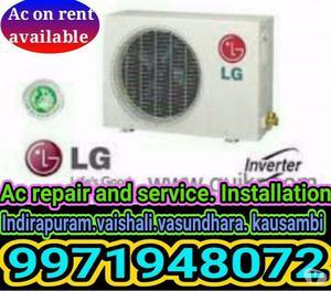 AC rent in indirapuram Ghaziabad  Ghaziabad