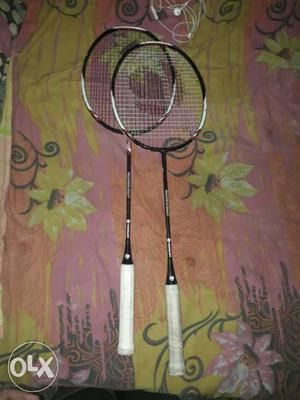 ARTENGO badminton professional racket pair. less