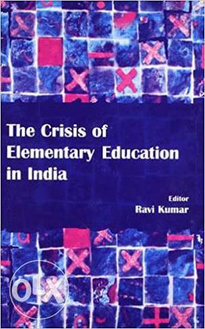 B.ed, m.ed, crisis of elementary education in