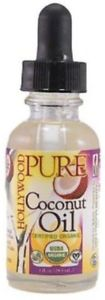 Hollywood Pure Oil Coconut Oil 1oz by Hollywood Beauty