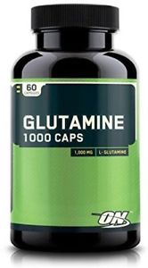 Optimum Nutrition Glutamine Capsules, mg, 60 Count