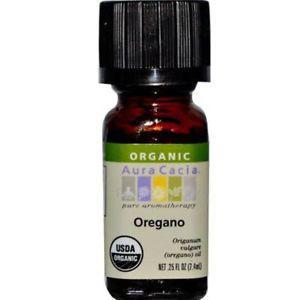 Aura Cacia - Aura Cacia Organic Oregano -.25 Oz - Pack Of 1