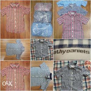 Kids Branded Shirts