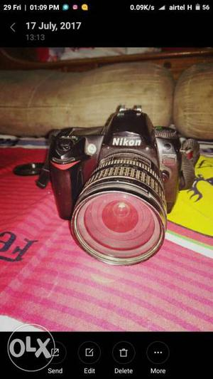 Nikon D70S lens:-mm memory Card:- 1GB other