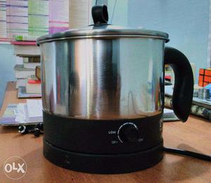 Orpat electric kettle only used for 6 month