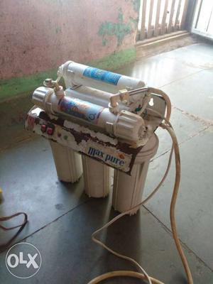 White And Blue Max Pure Water Purifier Filter