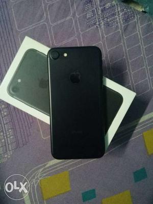 Iphone gb black full box set single use