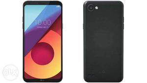 LG q6 mobile for sale...just sealed opened not