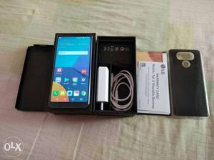 Brand new LG G6, 64GB & 4GB ram 2 months old, box