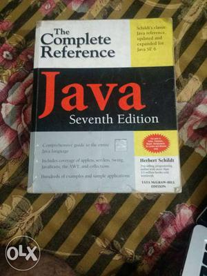The Complete Reference Java Book