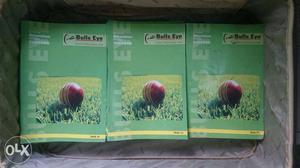 Bull's eye Books for CAT preparation. Books are