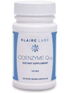 CoQmg 30c by Klaire Labs