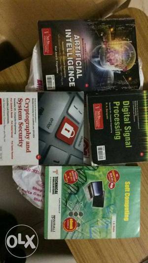 Four Academic Books