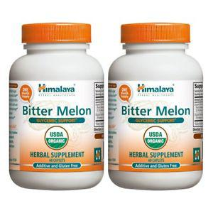 Himalaya Pure Herbs Bitter Melon, Glycemic Support, 60