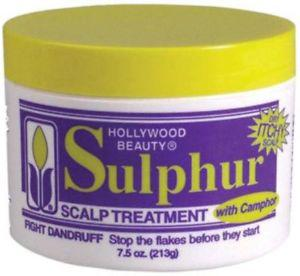 Hollywood Beauty Sulphur Scalp Treatment, 7.5 Ounce
