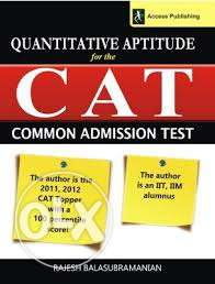 MBA CATs Preparation Books