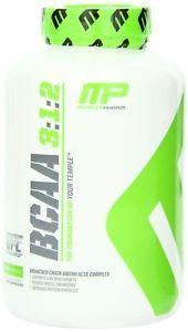 Muscle Pharm BCAA 3:1:2 Capsules, 240 ct