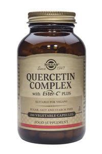 Solgar, Quercetin Complex, 100 Vegetable Capsules