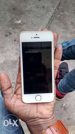 Iphone 5s 16gb gold not any single problem no box