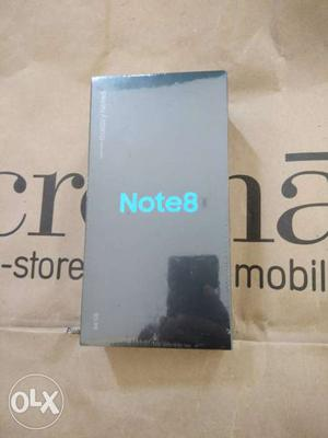 Samsung galaxy note 8 Indian version unopened
