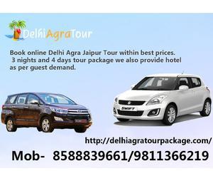 Taj Mahal Trip From Delhi | Agra Tour From Delhi New Delhi