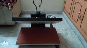 A3 Epson Printer & A3 Heat press machine for tshirt printing